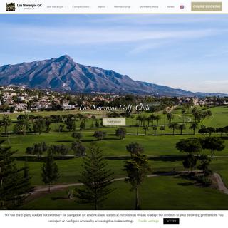 Los Naranjos Golf Club - Marbella - Costa del Sol - Golf