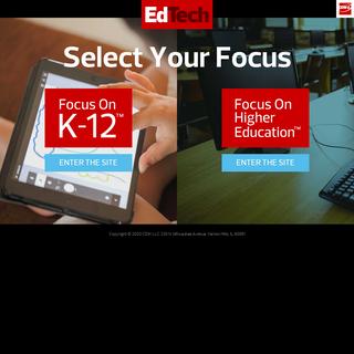 K12 and Higher Education Technology News - EdTech Magazine