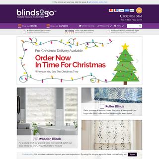 Blinds 2go - Designer Window Blinds For YOUR Home