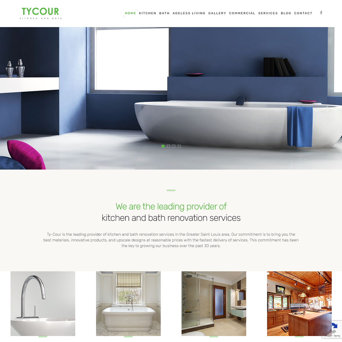 TYCOUR Kitchen and Bath – We are the leading provider of kitchen and bath renovation services and ageless living