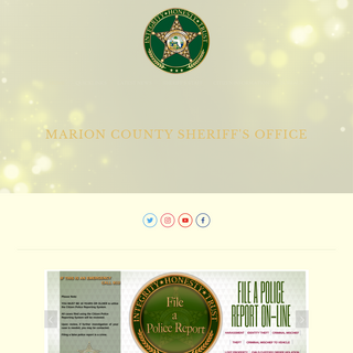 Marion County Sheriff`s Office