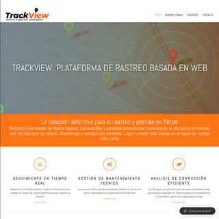 TrackView – Temeraria & IoT