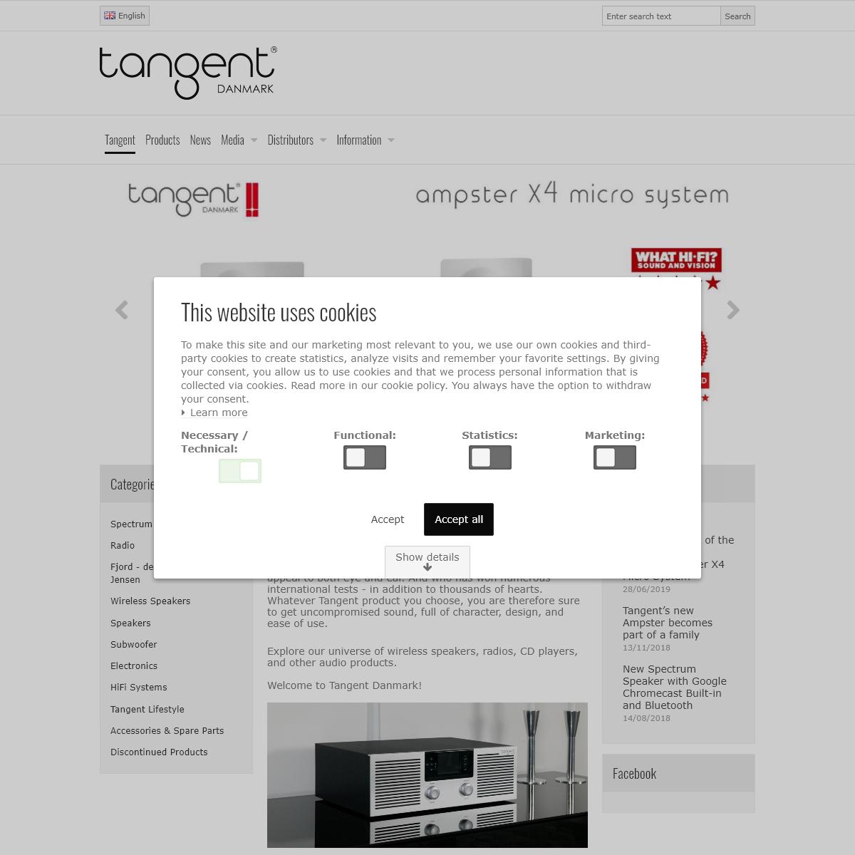 Tangent Danmark - Tangent A-S
