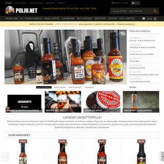 Hauskat lahjat ja lifestyle tuotteet - Pulju.net