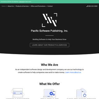 Seattle Web Hosting & Custom Web Design Services - Home