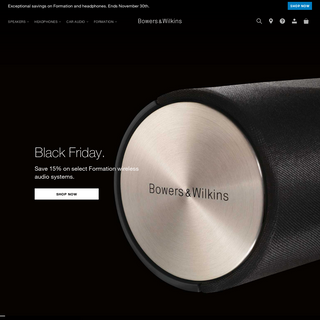 Bowers & Wilkins - Audio Excellence