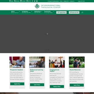 ITC - Christian Africentric Ecumenical Theological Seminaries and Fellowship