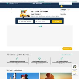 Travelcircus – Premium Städtereisen und Wellnesshotel Angebote