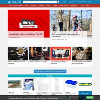 globalplaza - áruházak, webshopok, üzletek, termékek, akciók, hírek, információ, ár-összehasonlítás