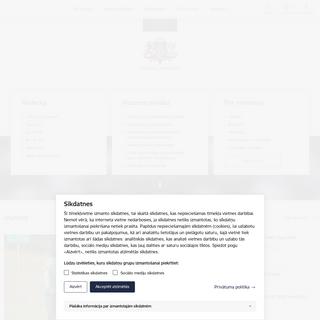 Sākumlapa - Iekšlietu ministrija