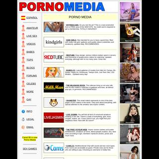 PORNO MEDIA (Canal 96 is now Porno Media) - Porno Media