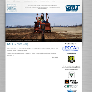GMT Service Corp