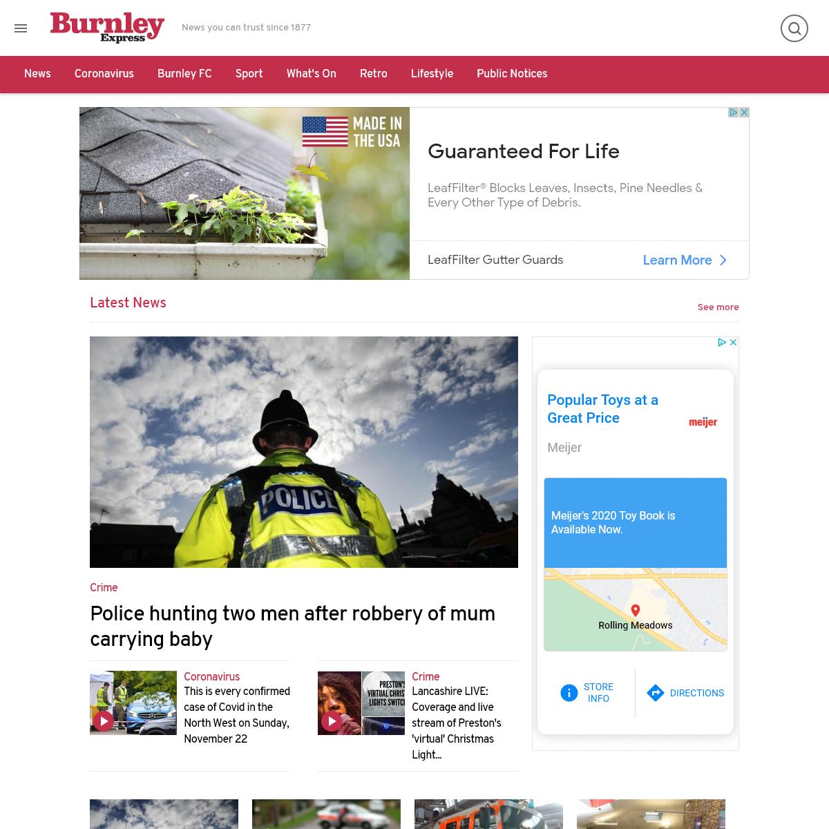 Home - Burnley Express