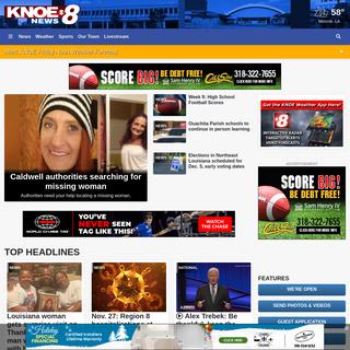 KNOE - Louisiana Local News, Weather Sports - Monroe, LA