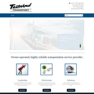 Tailwind Transport, LLC