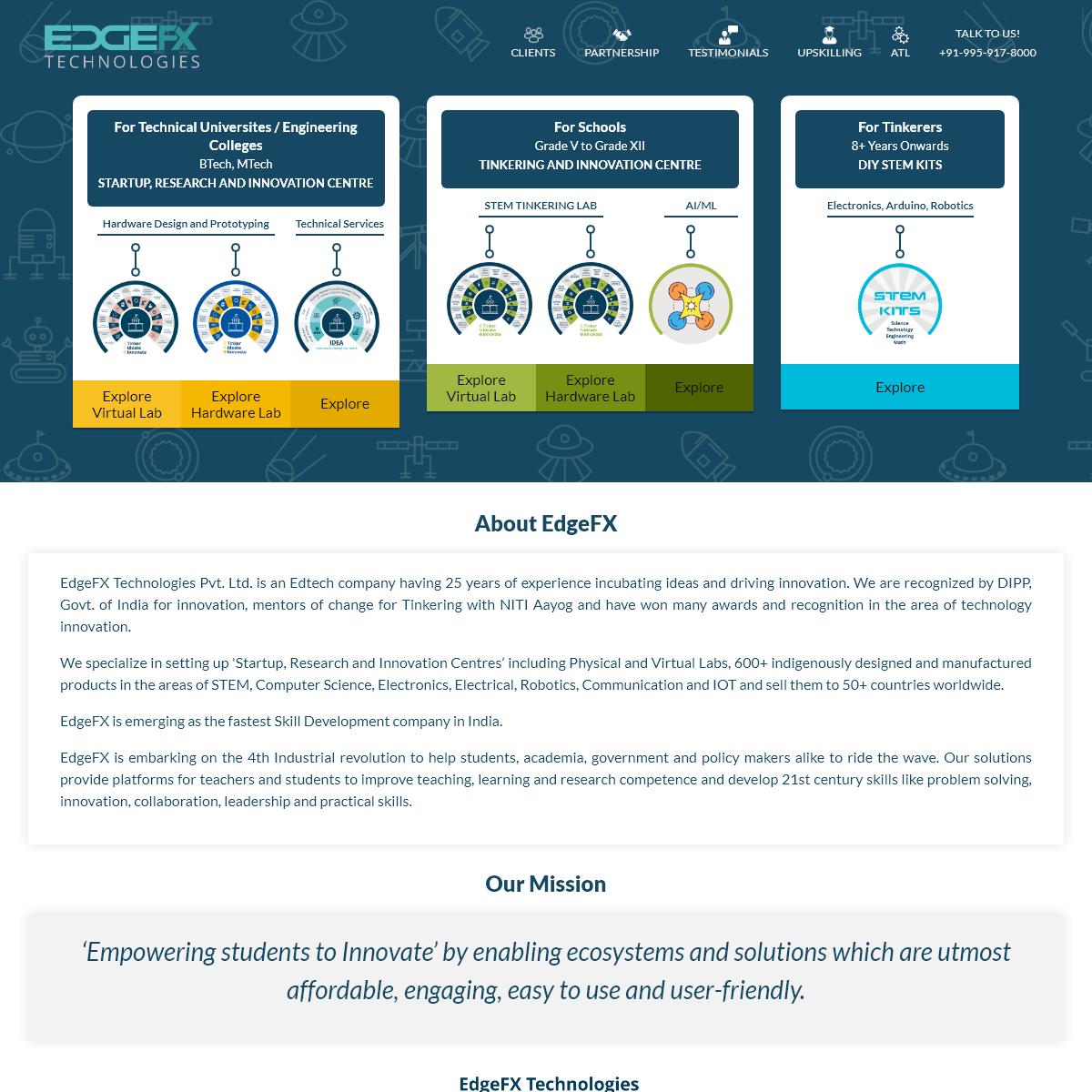 EdgeFX Technologies