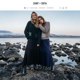 Saint and Sofia USA - Designing The Future of Fashion