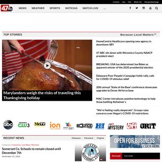 WMDT - News, Weather, Sports For Virginia, Maryland, Delaware (Delmarva)