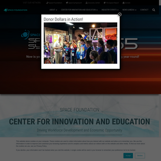 CIE Homepage - Space Foundation