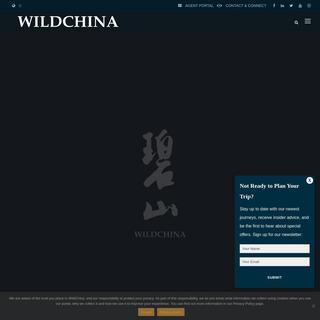 WildChina – Tailor-Made Luxury Travel Experiences