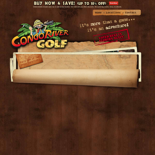 Congo River Golf - Congo River Miniature Golf