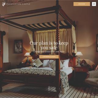 Luxury Castle Hotel Rooms, Spa & Wedding Venue in Cheshire - Peckforton Castle