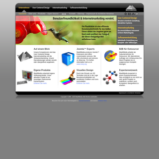 mad4media user interface design
