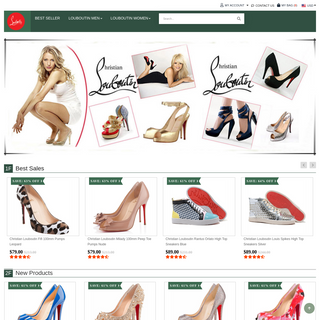 Christian Louboutin Outlet Store Online - Louboutin Shoes Factory Outlet Online