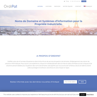 Home - OrdiPat
