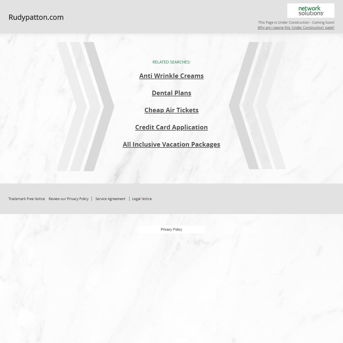 Rudypatton.com