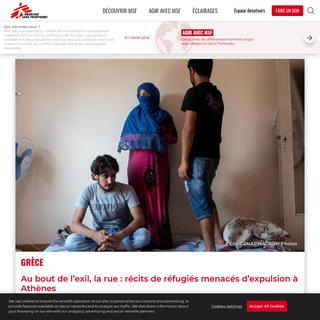 Accueil - Médecins Sans Frontières