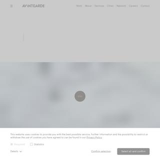 AVANTGARDE - The leading global brand experience agency