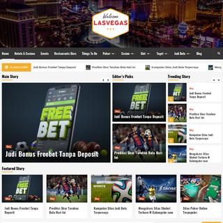 Live Casino - Situs Agen Judi Casino Online Terbaik - Las Vegas
