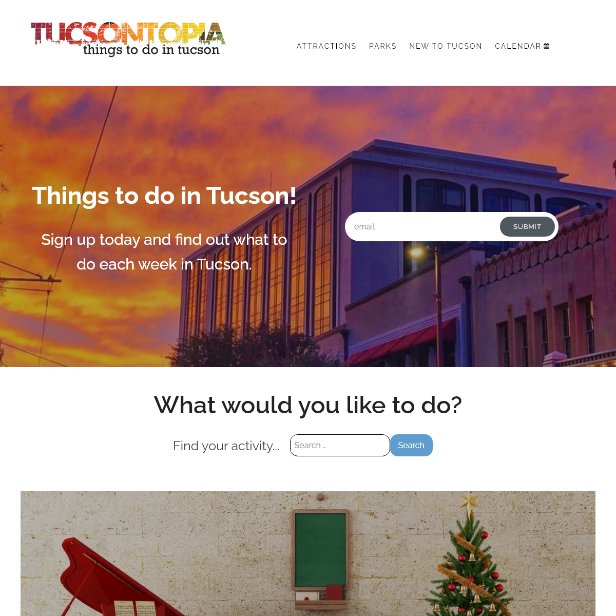 TucsonTopia - Things to do for families in Tucson