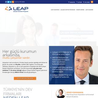 LEAP - Çalışan Destek Programı