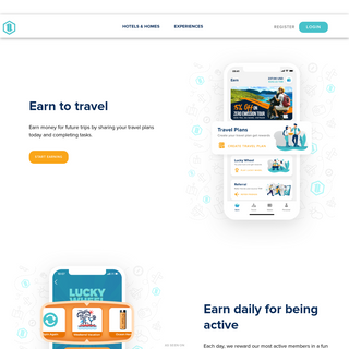 Triip - Earn to Travel