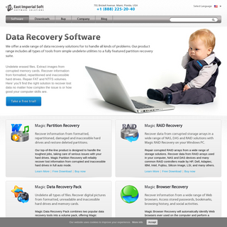 Unerase, Recover files, Recover deleted files - Unerase Software