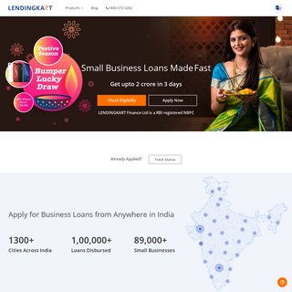 Unsecured Business Loan, MSME Loan - Working Capital Finance