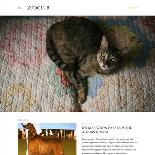 A complete backup of zooclub.biz