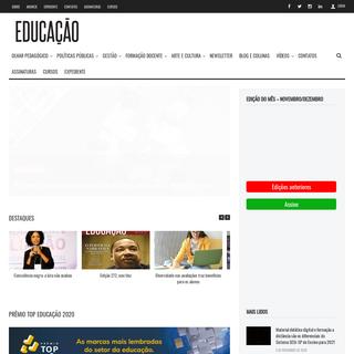 Revista Educação - Editora Segmento