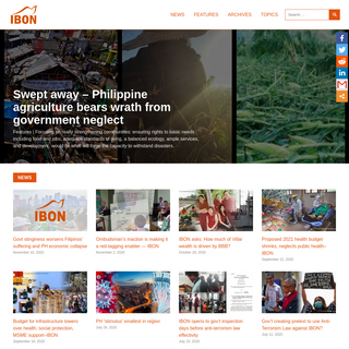 IBON Foundation – Serving the Filipino people through research and education