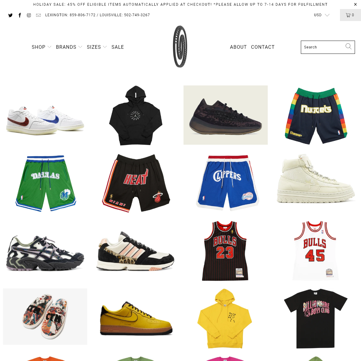 Oneness Sneaker Boutique
