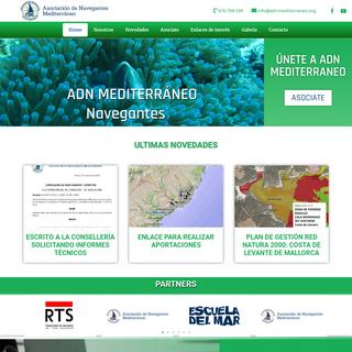 ADN Mediterráneo – Asociación Navegantes edl Mediterráneo
