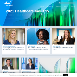 Avalere Health- Leading Healthcare Consulting Firm