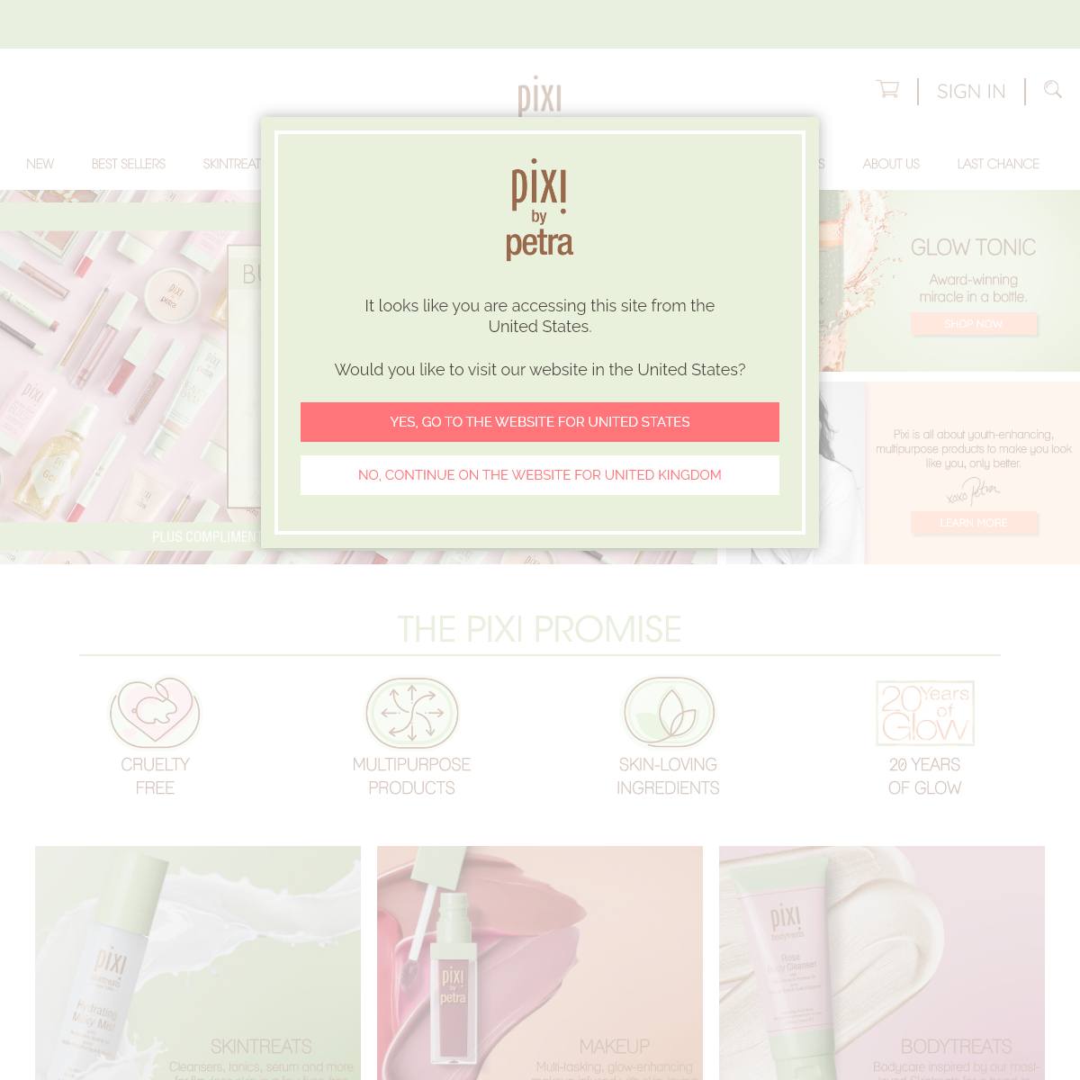Pixi Beauty - Top Makeup Brands - Best Primer, Foundation, Lip Plumper – Pixi Beauty UK