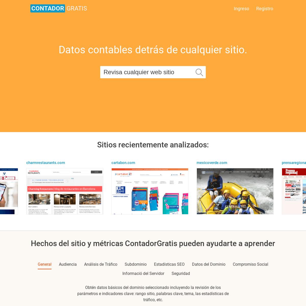 Contador Gratis - Contadores de Hits gratis!