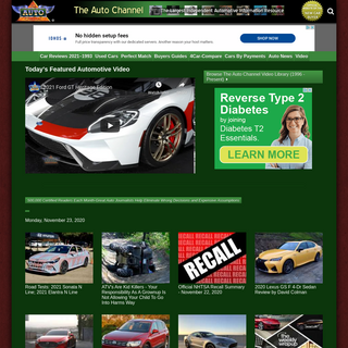 The Auto Channel Guaranteed Successful Advertising On 943,172 Pages Of Curated Auto Content