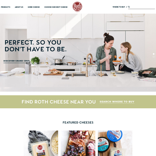 Roth Cheese - Find Where to Buy, Recipes, and Inspiration