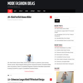 Mode Fashion Ideas