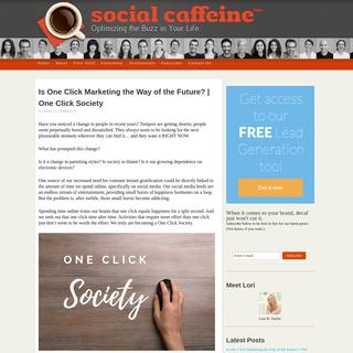Social Media Consultant - Social Media Agency - Social Marketing — Marketing With Social Media - Social Media Strategies - Soc